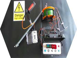 土工膜完整性检测设备