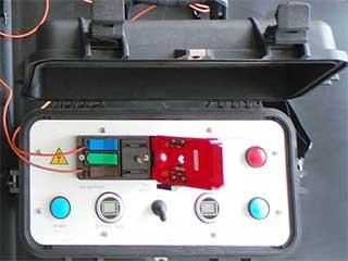 土工膜完整性及渗漏破损检测设备仪器